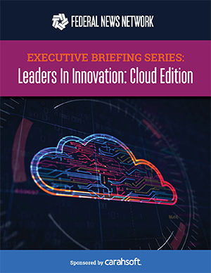 Leaders in Innovation Cloud report cover