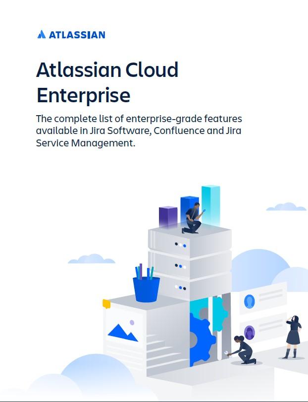 Atlassian Cloud Enterprise datasheet