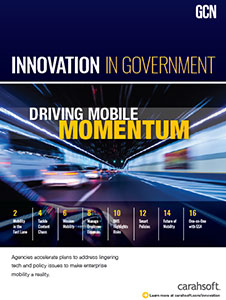 GCN Full Report: Driving Mobile Momentum