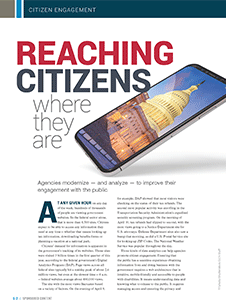 GCN Article: Reaching Citizens Where They Are