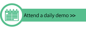 Attend a daily demo sidebar
