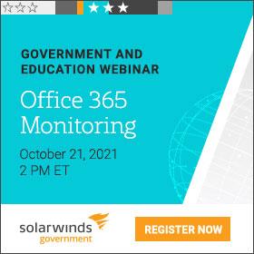 Office 365 Monitoring Webinar graphic