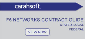 Carahsoft :: F5 Networks