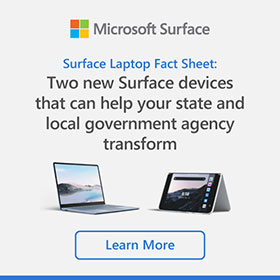 Microsoft Surface State and Local Government