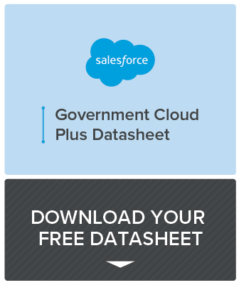 Government Cloud Plus datasheet preview