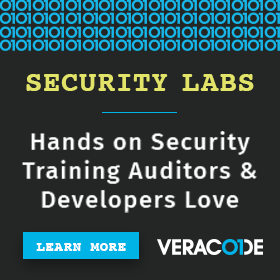 Veracode Security Labs Demo