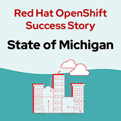 Red Hat State of Michigan Case Study
