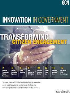 Transforming Citizen Engagement