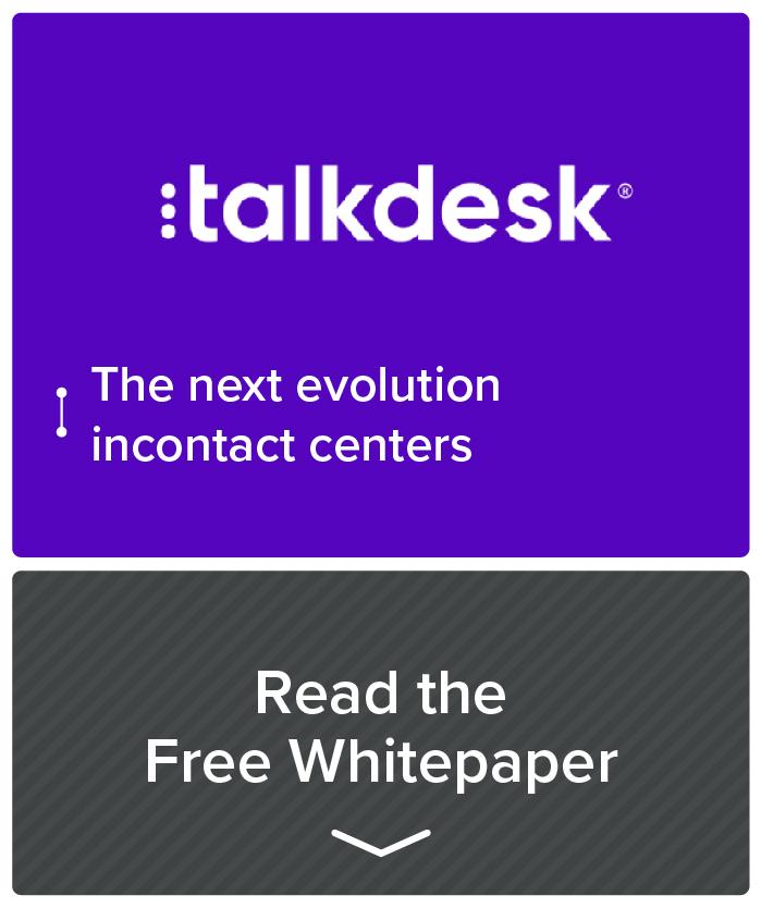 Resource callout - talkdesk