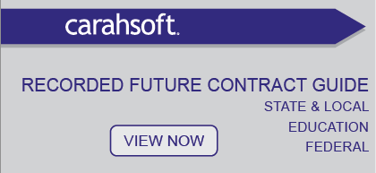 Recorded Future contract guide sidebar
