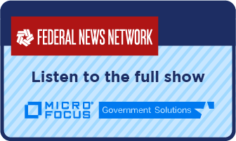 Link to full Micro Focus interview on Federal News Network