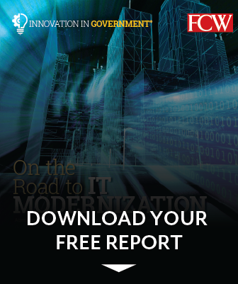 Government IT Modernization report preview