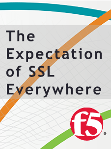 Innovation in Government: F5 Networks – The Expectation of SSL Everywhere