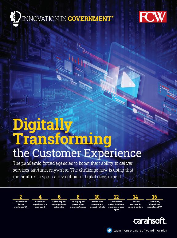 FCW IIG Emerging Cybersecurity Report cover
