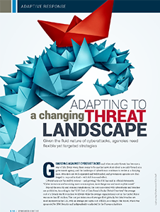 GCN Article: Adapting to a Changing Threat Landscape