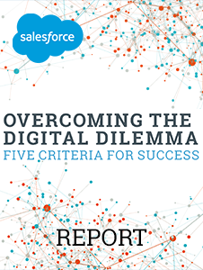 Resource: Overcoming the Digital Dilemma - Five Criteria for Success