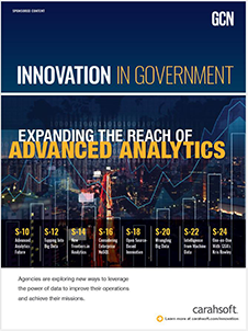 Innovation in Government: Expanding the Reach of Advanced Analytics
