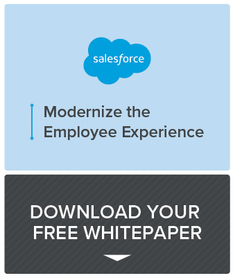 Modernizing Employee Experience whitepaper preview