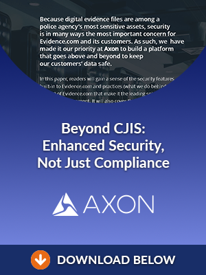 Resource - Axon Beyond CJIS Whitepaper