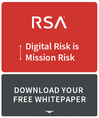 RSA Digital Risk is Mission Risk white paper preview