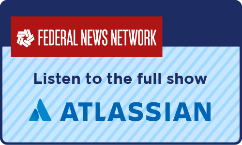 Link to Atlassian full show on Federal News Network