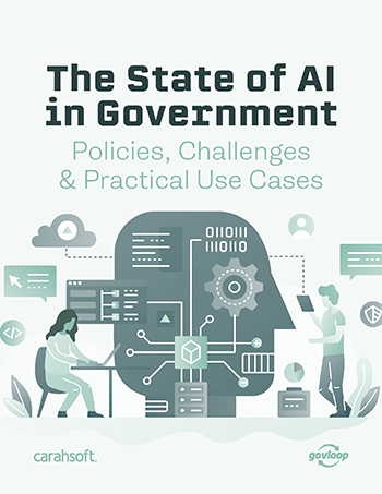 GovLoop AI Guide cover