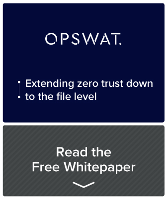 Resource callout - OPSWAT