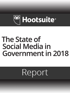 GCN Resource: The State of Social Media in Government in 2018 Report