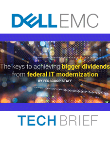 Resource: The Keys to Achieving Bigger Dividends form Federal IT Modernization