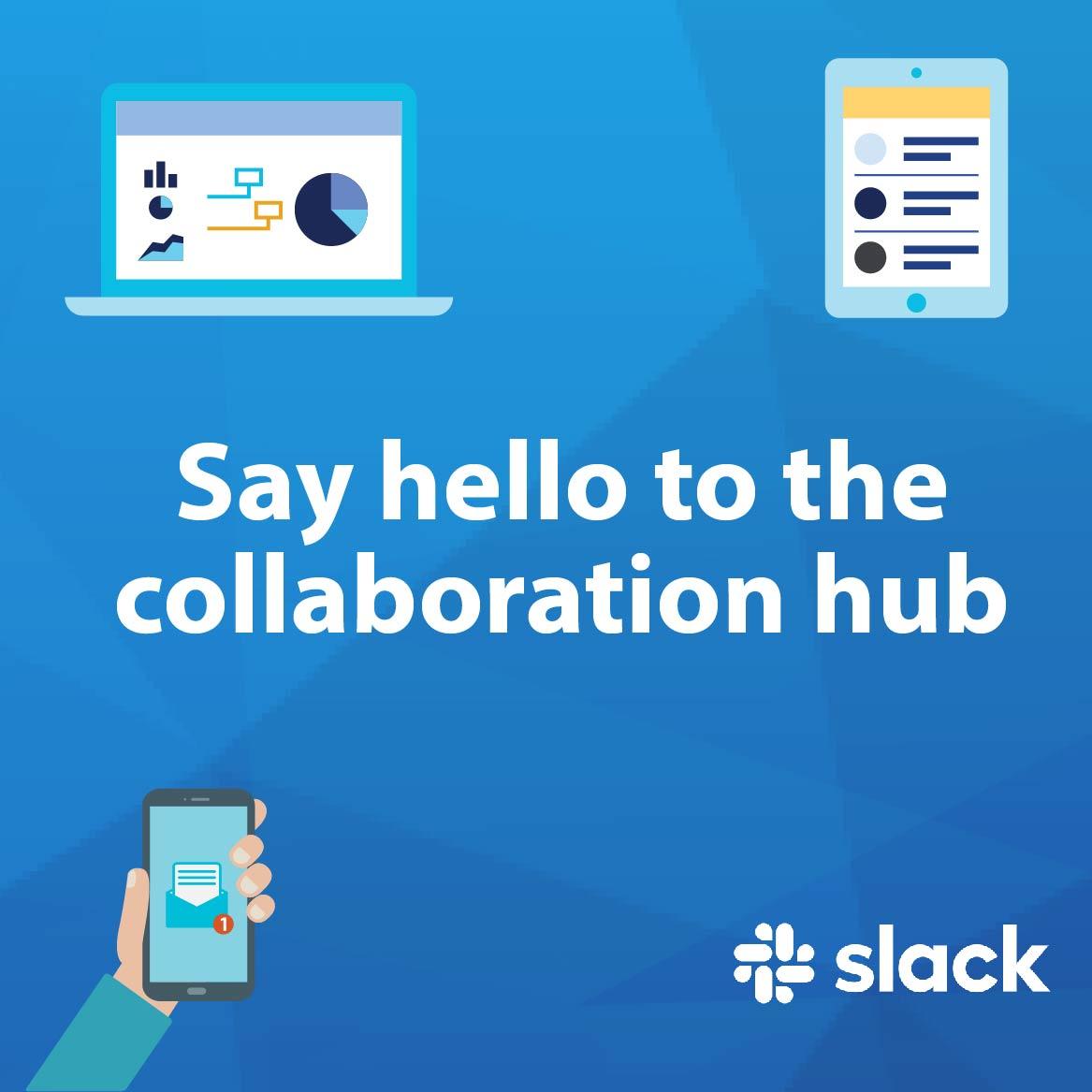 Slack team collaboration blog