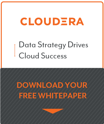 Cloudera data strategy white paper