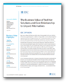IDC report preview