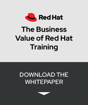 Resource callout - red hat IDC report