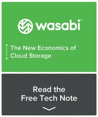 Resource callout - cloud storage economics tech note