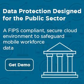 Druva Data Protection sidebar