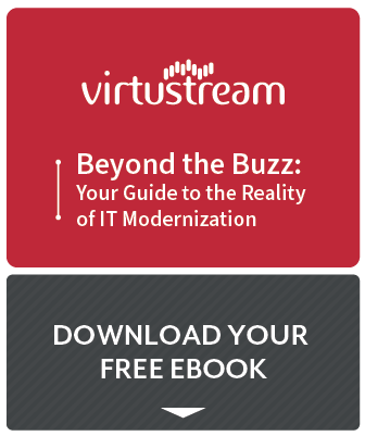 Virtustream Reality of IT Modernization Guide preview