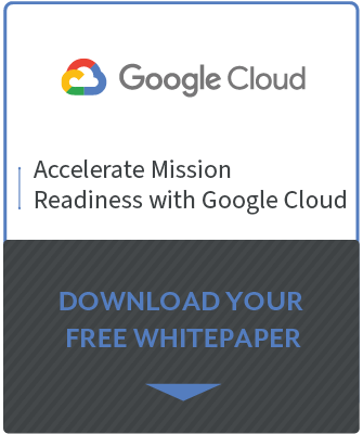 Accelerate Mission Readiness with Google Cloud - Google Cloud Resource