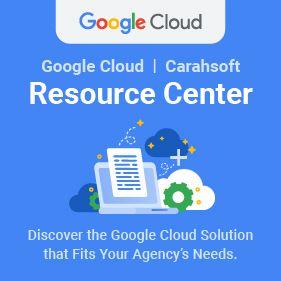 Google Cloud/Carahsoft resource center