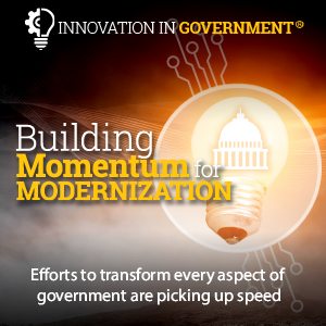 IT modernization report banner