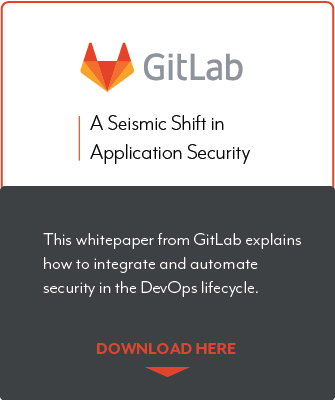 GitLab App Security DevOps whitepaper preview