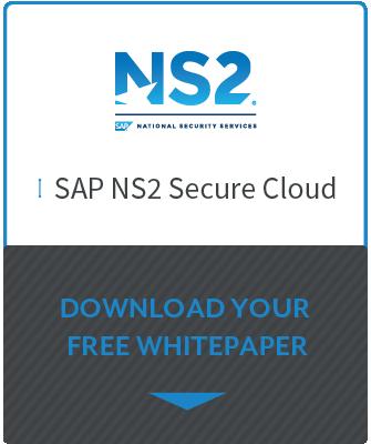 SAP NS2 Secure Cloud - Resource
