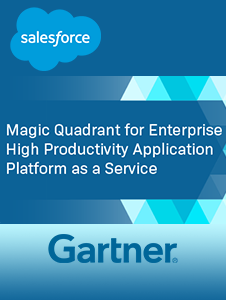 Resource: Magic Quadrant for Enterprise High Productivity Application Platform as a Service Report