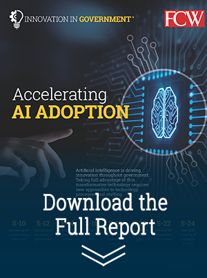 FCW Full Report: Accelerating AI Adoption