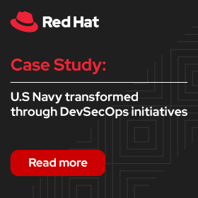 Red Hat U.S. Navy Case Study preview