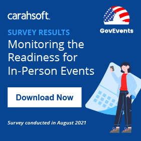 GovEvents In-Person Events Survey