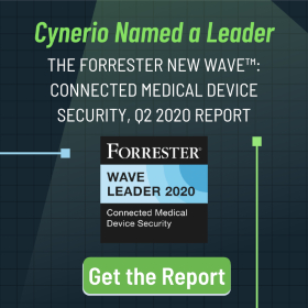 Cynerio-Forrester-Report