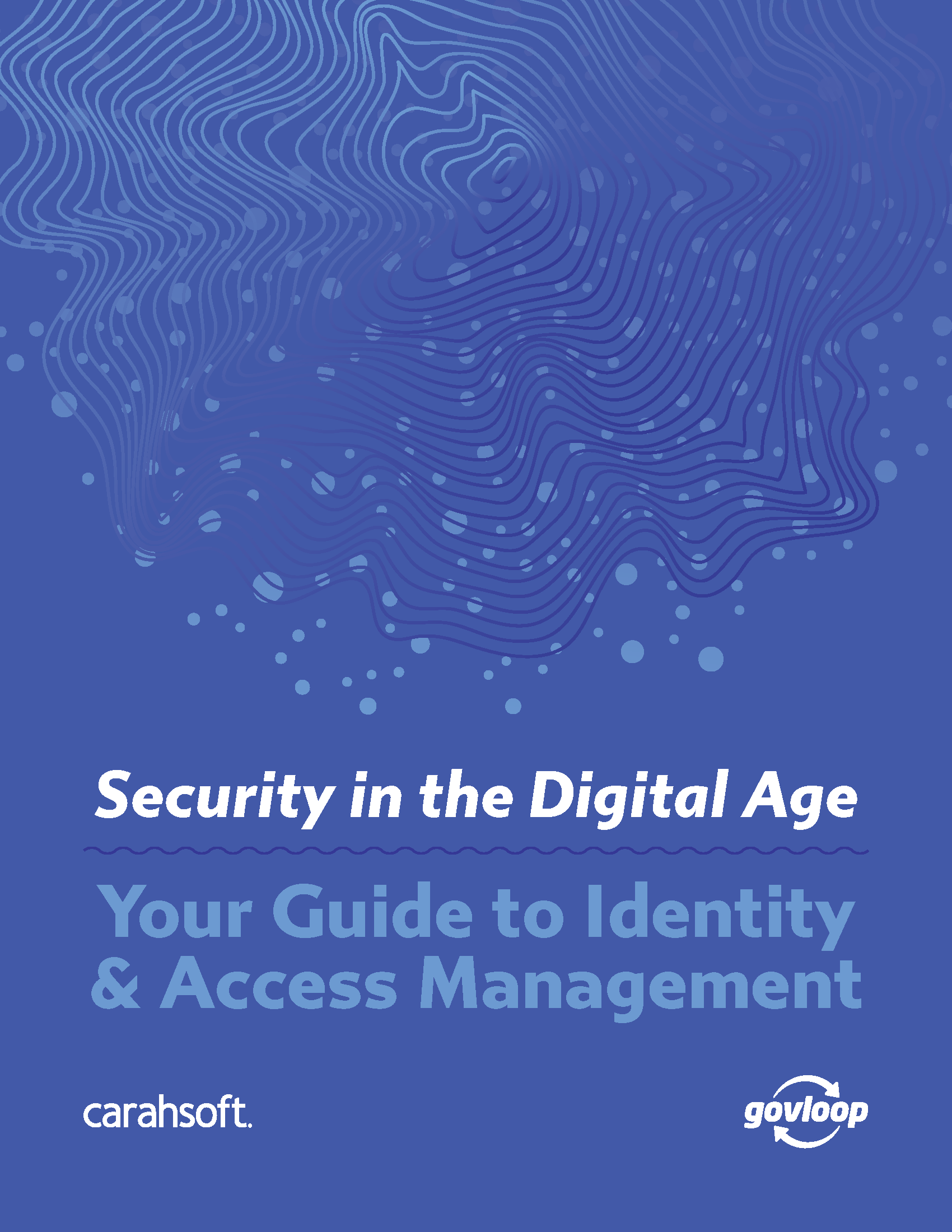 GovLoop Identity Access Management Guide cover