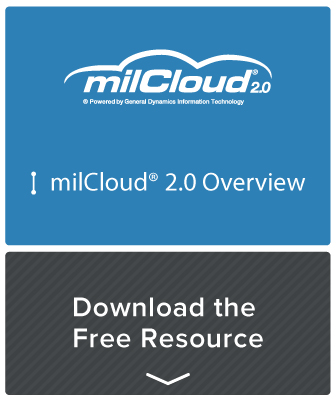 milCloud 2.0 resource preview