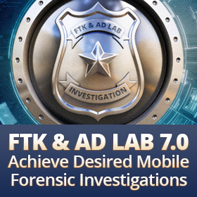 FTK & AD Lab banner
