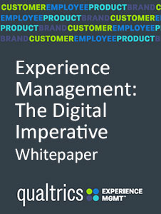 Qualtrics Experience Management Resource